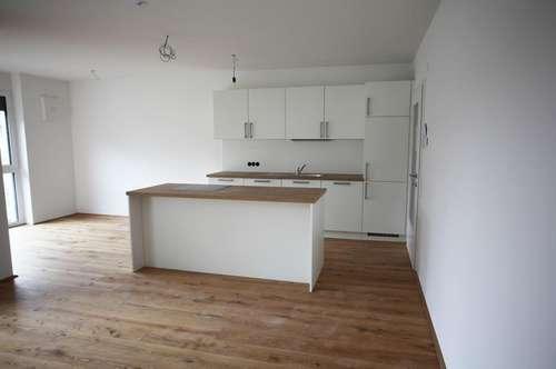 Mietwohnung inkl. Einbauküche mit Terrasse und Garten - ERSTBEZUG