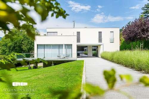 Moderne Lifestyle-Villa in ruhiger Grünlage