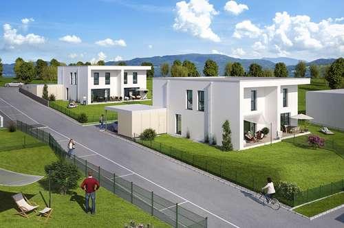 Neubau: Mietkauf Doppelhaushälfte in Rohrbach-Berg