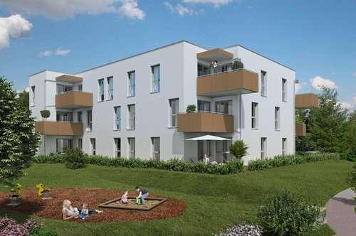 geförderte 2-Raum Eigentusmwohnung in Pregarten