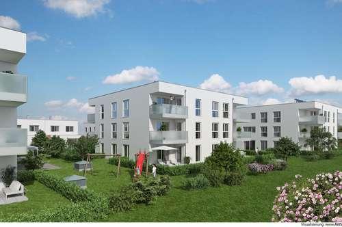 geförderte 4-Raum Eigentumswohnung in Feldkirchen an der Donau