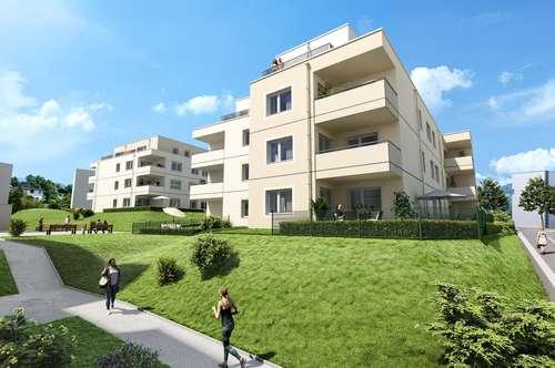 2-Raum Neubau Eigentumswohnung in Rohrbach-Berg