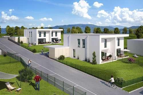 Neubau: Mietkaufdoppelhaushälfte in Rohrbach-Berg