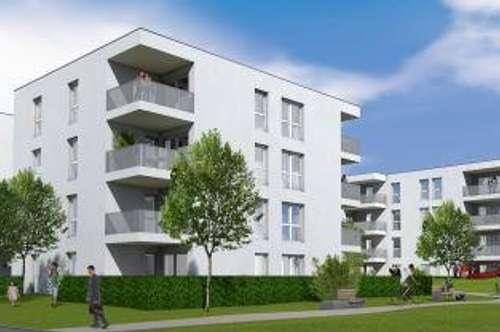 2-Raum Neubau Eigentumswohnung in Asten