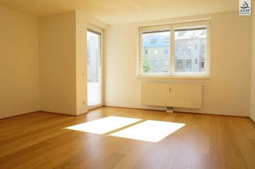 Top Lage! - Zentrale 2-Zimmerwohnung mit Balkon Nähe Westbahnhof