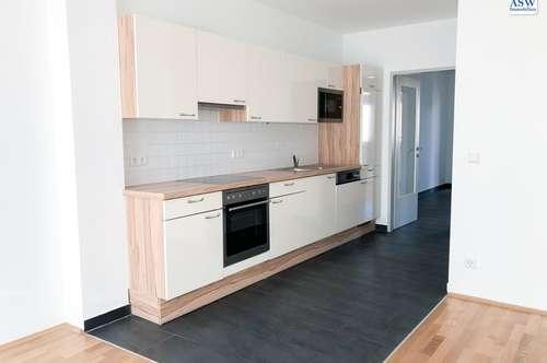 Neuwertige, toll aufgeteilte 2-Zimmer Wohnung im Annenviertel