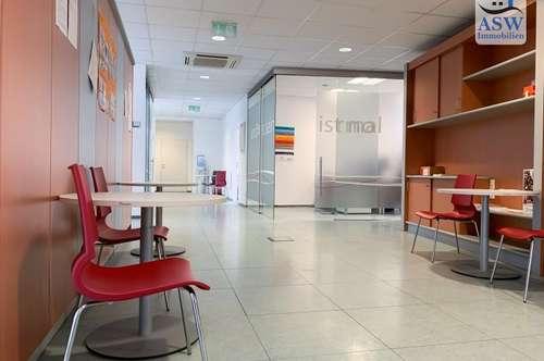 Top-Lage! Unterteiltes Großraumbüro mit ca. 300 m2 im Zentrum von Linz/Blumauerstraße