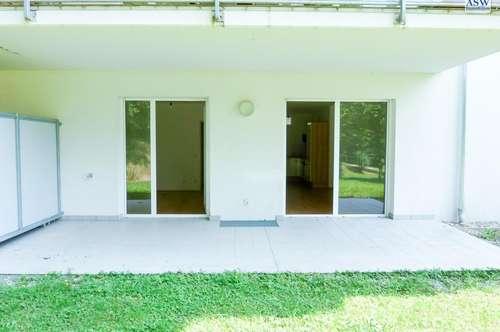 Nette 2-Zimmer Wohnung mit schöner großzügiger Terrasse