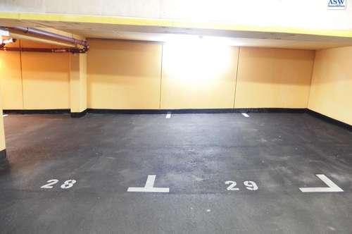 Schöne Garagenplätze nähe Westbahnhof