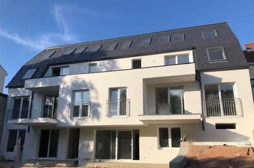 Neubau-Zinshaus in ruhiger Grünlage!