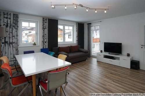2-Zimmer-Balkon-Wohnung Seekirchen