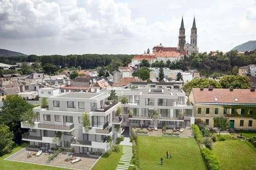 AM PLATZ - Stadtzenturm Klosterneuburg - Eigentumswohnungen - Provisionsfrei