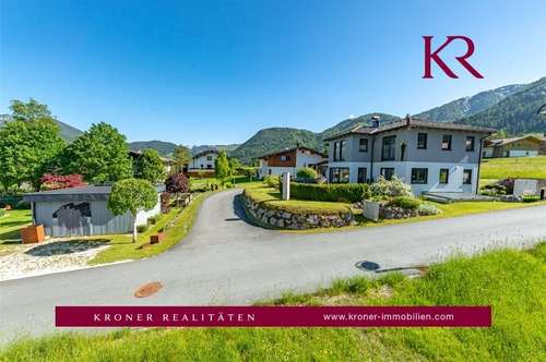 Designer Haus mit großem Grundstück in St. Ulrich am Pillersee zu verkaufen!