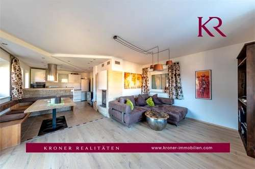 Großzügige Wohnung in Söll zu verkaufen