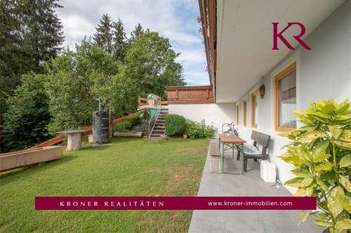 2-Zimmer-Wohnung mit Garten in Hopfgarten zu vermieten