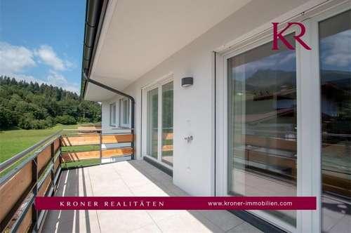 Erstbezug: Exklusive 3 Zimmer Wohnung in St. Johann zu vermieten