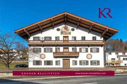 Historisches Bauernhaus mit großer Grundstücksfläche zu verkaufen