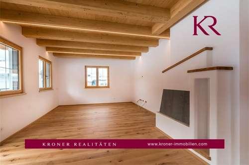 Erstbezug 2018: Neue 3 Zimmer Wohnung in Fieberbrunn zu vermieten