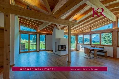 Moderne 3 Zimmer Terrassenwohnung in Ellmau zu vermieten
