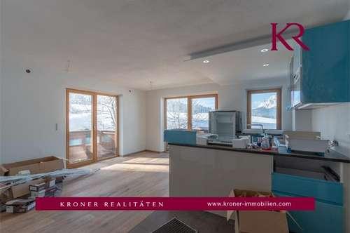 Neu renovierte 2 Zimmer Ferienwohnung an der Skipiste in St. Johann zu vermieten