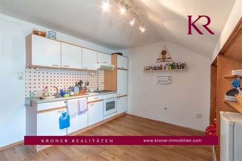 2 Zimmer Dachgeschosswohnung im Zentrum von Kufstein zu vermieten