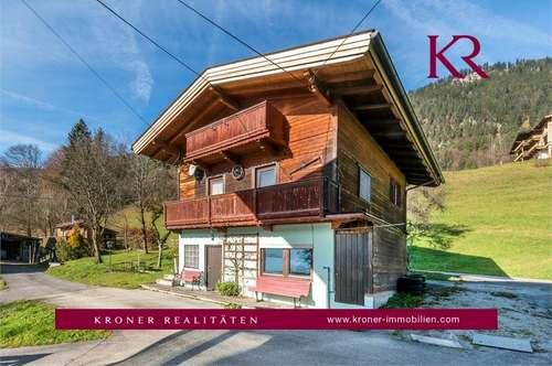 Gemütliches halbes Haus in Breitenbach zu vermieten