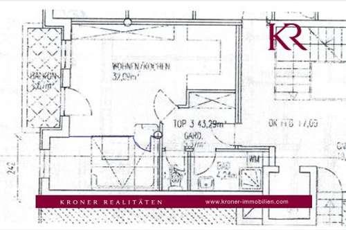 Zentrale Wohnung inmitten von Kufstein zu vermieten