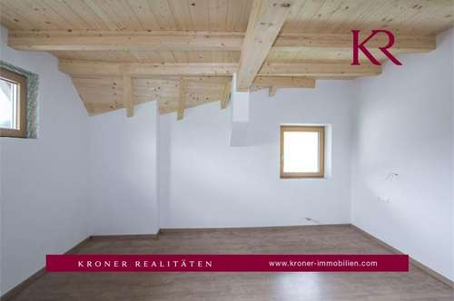 3 Zimmer Maisonettewohnung in Fieberbrunn zu vermieten
