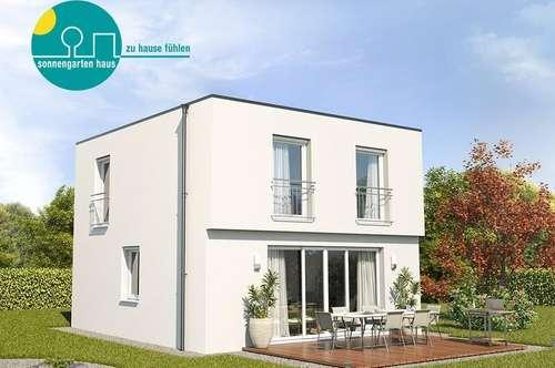 """Modernes Energiesparhaus """"Energieklasse A++"""" mit Keller und sonnigen Garten"""