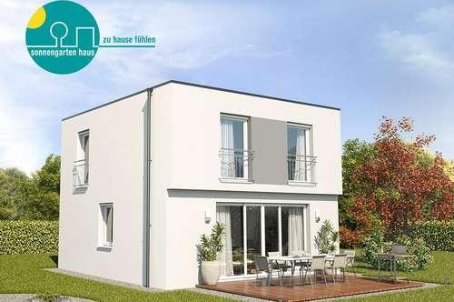 """Modernes Energiesparhaus am Eisberg mit KELLER und GRUND """"Energieklasse A++"""""""