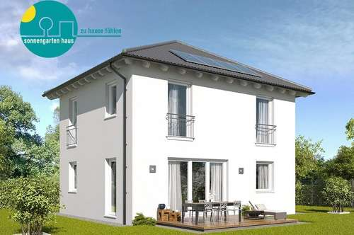 """Ziegelmassives Einzelhaus am Eisberg mit KELLER und GRUND """"Energieklasse A++"""""""