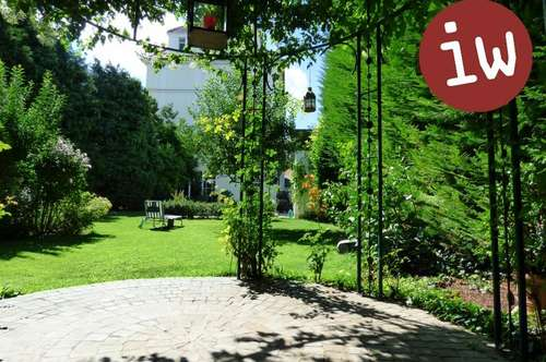 Stilvolles Wohnen in Klosterneuburgs Stadtzentrum, traumhafter Garten