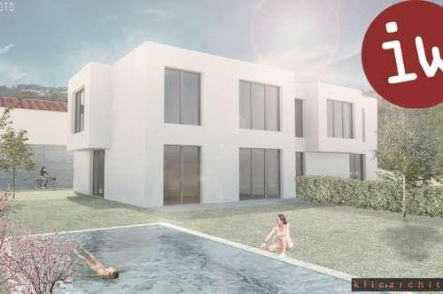 Bauprojekt Doppelhaushälfte im begehrten Sachsenviertel, herrlicher Garten