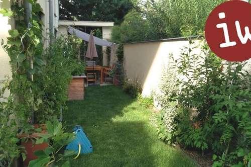 Neuwertige 4-Zimmer Gartenwohnung in Top- Zentrumslage