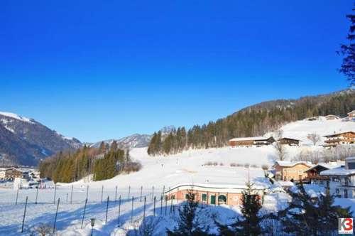 K3! In den Kitzbühler Alpen gelegene Liegenschaft mit erweiterbaren Bestand - touristische Nutzung!