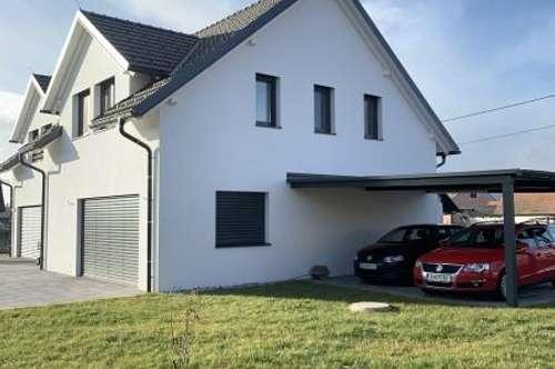 K3! Fernitz - ERSTBEZUG exklusive Doppelhaushälfte mit großen Eigengarten