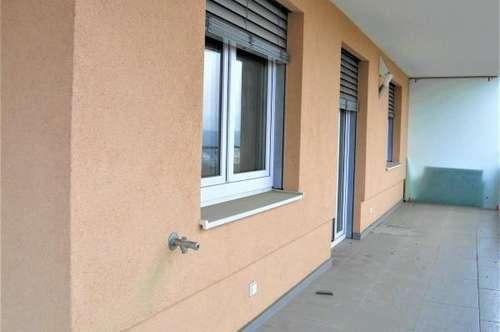 Helle Erstbezugs-Wohnung! 66m² WFL, 22,10m² Balkon:) barrierefrei mit dem Lift erreichbar!