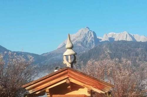 K3! Bischofshofen - großzügige Dachgeschoßwohnung mit einem Schlazimmer und Westbalkon!