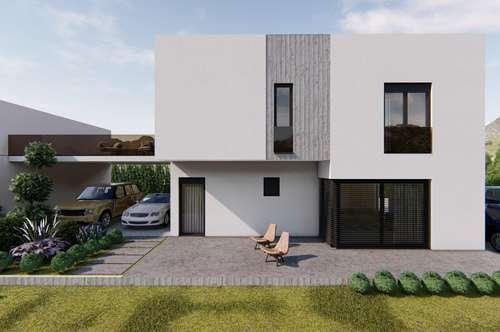 K3! Kemeten - NEUBAU modernes Einfamilienhaus in sonniger Lage nähe Oberwart H1