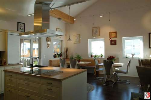 K3!!! Altenmarkt - neuwertiges, großzügiges Einfamilienhaus zu verkaufen! Man hätte auch die Möglichkeit Gästezimmer zu vermieten!!!