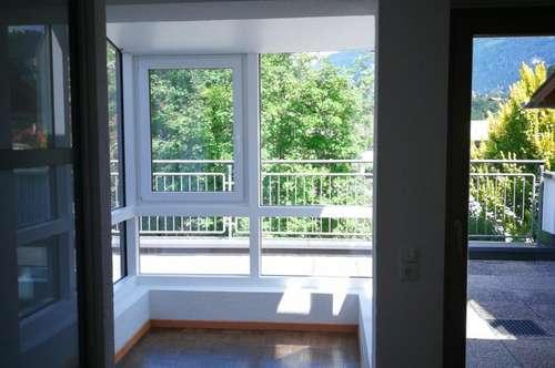 K3! Schwarzach - komplett möblierte Singlewohnung mit Terrasse und Gartenhaus zu vermieten!