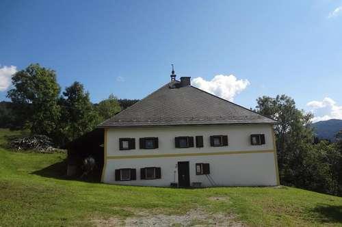 +++ uriges Bauernhaus zur Miete mit toller Aussicht auf den Greim +++