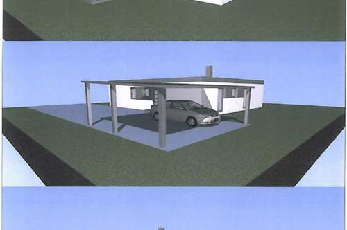 Neubau - Bungalow - schlüsselfertig und massiv