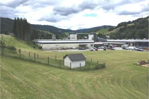 Betriebsstandort/Hallen in St. Lambrecht