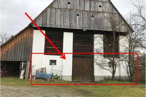 +++ günstige Lager- oder Stellfläche im Erdgeschoss +++