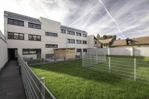 Südseitiger Balkon und Garten - Ihr sonniger Wohntraum in Vösendorf!