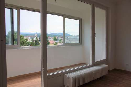 Helle Wohnung mit Loggia und Aussicht im Zentrum Brunns