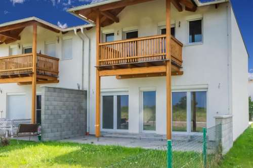 Doppelhaus-Hälfte in Seyring, Neubau, Erstbezug