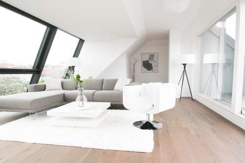 Traumhafte Dachgeschoss-Wohnung mit bester Infrastruktur im revitalisierten Altbau - NEUBAU ERSTBEZUG