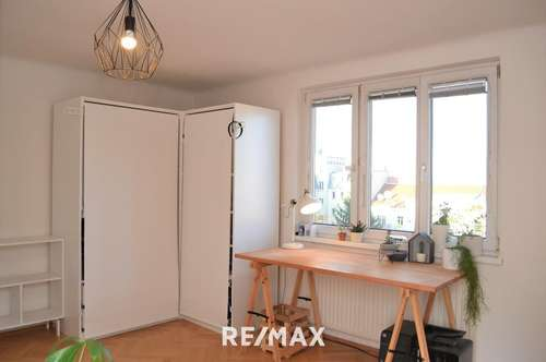 Gemütliche helle Wohnung mit schönem Ausblick und zentraler Lage!